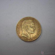 Monedas antiguas de América: 20 BOLIVARES DE ORO DE 1912. REPUBLICA DE VENEZUELA. Lote 41647245