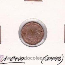 Monedas antiguas de América: ARGENTINA 1 CENTAVO 1993. Lote 41846425