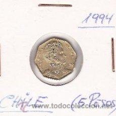 Monedas antiguas de América: CHILE 5 PESOS 1994. Lote 42850032