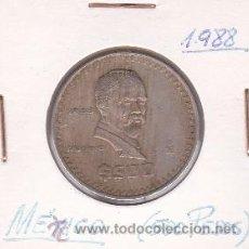 Monedas antiguas de América: MEXICO 500 PESOS 1988. Lote 42881814