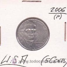 Monedas antiguas de América: USA 5 CENTS 2006(P). Lote 42963126
