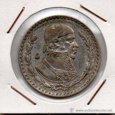 Monedas antiguas de América: MÉXICO : 1 PESO 1963 MBC+ ( PLATA ) . Lote 45449496