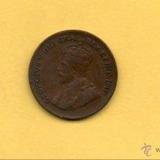 Monedas antiguas de América: MM. MONEDA UN CENTIMO. CANADA. AÑO 1928. ONE CENT. JORGE V. GEORGIVS V COBRE. COBRE. 1,90 CM. Lote 46077336