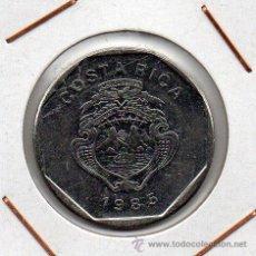 Monedas antiguas de América: COSTA RICA : 10 COLONES 1985 EBC . Lote 46357358