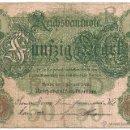 Monedas antiguas de América: ALEMANIA - 50 MARCOS 1906 - ROSENBERG Nº 25.B - VISITA MIS OTROS LOTES BUENOS Y AHORRA GASTOS. Lote 136397524