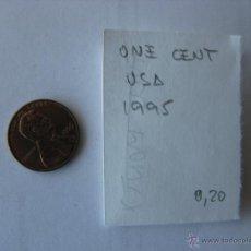 Monedas antiguas de América: MONEDA/MONEDAS ONE CENT. 1995. U.S.A.. Lote 46725970
