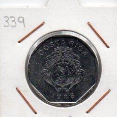 Monedas antiguas de América: COSTA RICA : 10 COLONES 1985 EBC . Lote 47062516