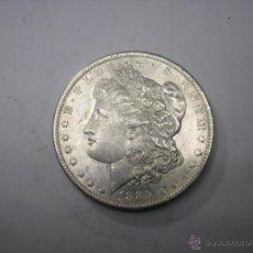 Monedas antiguas de América: DOLAR DE PLATA DE USA DE 1885 O. TIPO MORGAN. Lote 47107976