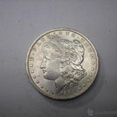 Monedas antiguas de América: DOLAR DE PLATA DE USA DE 1884 O. TIPO MORGAN. Lote 47157313