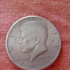 Monedas antiguas de América: MEDIO DOLAR 1971. Lote 47979744