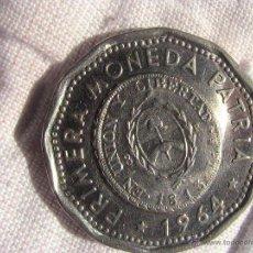 Monedas antiguas de América: MONEDA 25 PESOS ARGENTINA 1964. Lote 48061376
