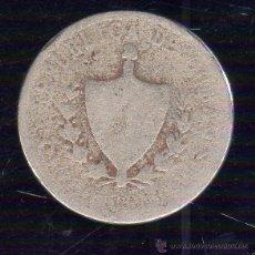 Monedas antiguas de América: CUBA. 5 CENTAVOS. AÑO 1920. PLATA. Lote 48079246