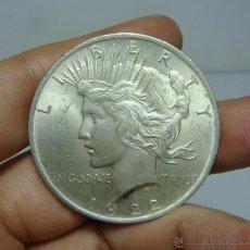 Monedas antiguas de América: 1 DOLLAR / 1 DOLAR. PLATA. U.S.A - 1922 (LIBERTY). Lote 48456784