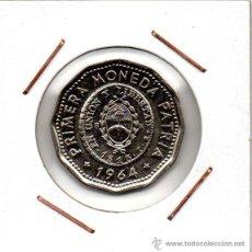 Monedas antiguas de América: ARGENTINA : 25 PESOS 1964 EBC . Lote 49165777