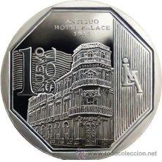 Monnaies anciennes d'Amérique: PERU 2014 1 NUEVO SOL RIQUEZA Y ORGULLO DEL PERÚ ( ANTIGUO HOTEL PALACE ). Lote 196516636