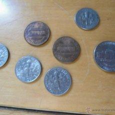 Monedas antiguas de América: LOTE MONEDAS ESTADOS UNIDOS. Lote 52607287