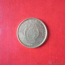 Monedas antiguas de América: SEYCHELLES. 1 CENTIMO. 2004. Lote 53452249