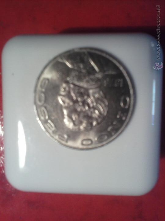CINCO PESOS 1976 ESTADOS UNIDOS MEXICANOS . (Numismática - Extranjeras - América)