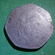 Monedas antiguas de América: MONEDA - MÉXICO - 10 PESOS - ESTADOS UNIDOS MEJICANOS - 1982 - . Lote 54958869