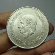 Monedas antiguas de América: 5 PESOS. PLATA. MÉXICO - 1953 (HIDALGO). Lote 56724207
