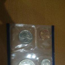 Monedas antiguas de América: 6 MONEDAS ESTADOS UNIDOS AÑO 1996 SIN CIRCULAR CECA DE PHILANDELPHIA. Lote 57083627