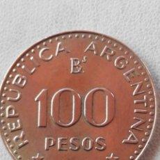 Monedas antiguas de América: MONEDA ARGENTINA 100 PESOS 1979.EBC. Lote 57673849