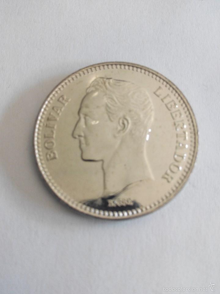 Monedas antiguas de América: MONEDA VENEZUELA 1 BOLIVAR 1990.SC - Foto 2 - 57712039