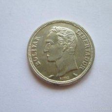 Monedas antiguas de América: VENEZUELA * 1 BOLIVAR 1960 * PLATA. Lote 57918862