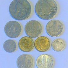 Monedas antiguas de América: REPUBLICA DE GUATEMALA *** LOTE 11 MONEDAS AÑOS 60 / 70 ***. Lote 58173350