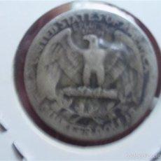 Monedas antiguas de América: CUARTO DE DOLAR, USA 1935 , PLATA. Lote 181162375