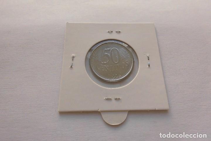 Monedas antiguas de América: Brasil 50 Centavos 1994 - Foto 2 - 61546160
