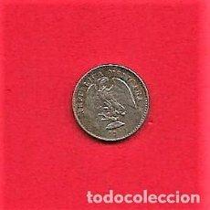 Monedas antiguas de América: MONEDA PLATA 5 CENTAVOS MEXICO 1903 KM400 BC #DM. Lote 62305588
