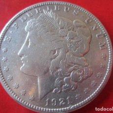 Monedas antiguas de América: ESTADOS UNIDOS. 1 DÓLAR DE PLATA.1921. #MN. Lote 62384648