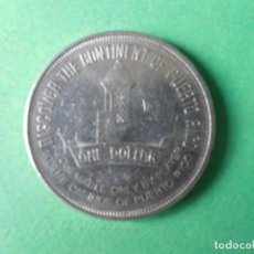 Monedas antiguas de América: PUERTO RICO 1 DOLLAR DE DE CASINO 1994.MUY CURIOSO.. Lote 63414004