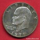 Monedas antiguas de América: MONEDA 1 DOLAR USA , 1971 , CONMEMORATIVO , PLATA , LETRA S , ORIGINAL , B4. Lote 64676231