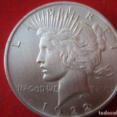 Monedas antiguas de América: ESTADOS UNIDOS. 1 DÓLAR DE PLATA.1922. #MN. Lote 50745578
