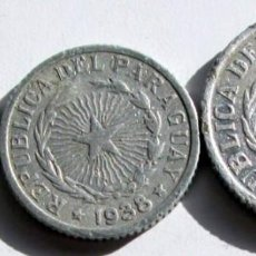 Monedas antiguas de América: PARAGUAY - 3 DE º1936-. Lote 65833558