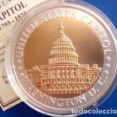 Monedas antiguas de América: BONITA MONEDA DEL KAPITOL DE LOS PRESIDENTES DE ESTADOS UNIDOS DE AMERICA 1793-1832. Lote 65919038
