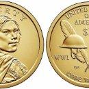Monedas antiguas de América: USA 2016 1 DOLAR SACAGAWEA D. Lote 150796289
