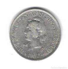 Monedas antiguas de América: MONEDA. BRASIL. 500 REIS. 1907. PLATA. Lote 69041789