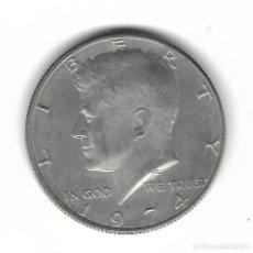Monedas antiguas de América: MONEDA. 1/2 DOLAR. EEUU. 1974.. Lote 70527681