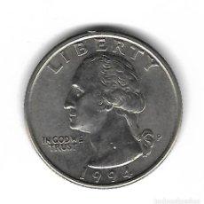 Monedas antiguas de América: MONEDA. EEUU. 1/4 DOLLAR. 1994. Lote 70531753