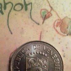 Monedas antiguas de América: MONEDA VENEZUELA 5 CENTIMOS 1983. Lote 71740419