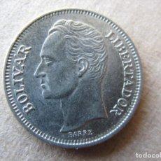 Monedas antiguas de América: 1 BOLIVAR VENEZUELA 1989. Lote 72745363