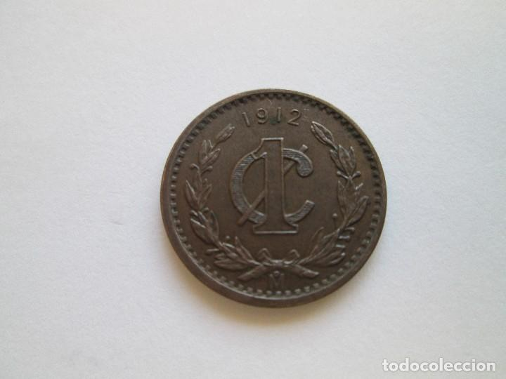Coins Central America Mexico 1 Cent Coin 1912
