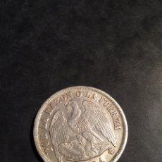 Monedas antiguas de América: MONEDA DE PLATA. UN PESO REPUBLICA DE CHILE. 1884.. Lote 75856210