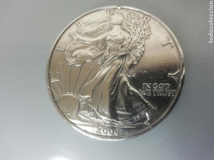 2006 liberty silver dollar