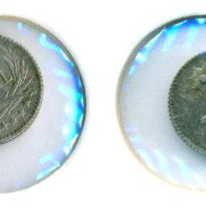 Monedas antiguas de América: GUATEMALA - CUARTO 1/4 DE REAL 1897 ( SC- ) PLATA. Lote 78377285