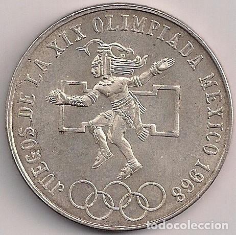 Mexico 25 Pesos 1968 Plata Km 479 1 Juego Comprar Monedas
