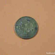 Monedas antiguas de América: 1 MONEDA DE 5 CENTAVOS MEXICANOS ESTADOS UNIDOS 1960 - MEXICO MONEDAS. Lote 80558990